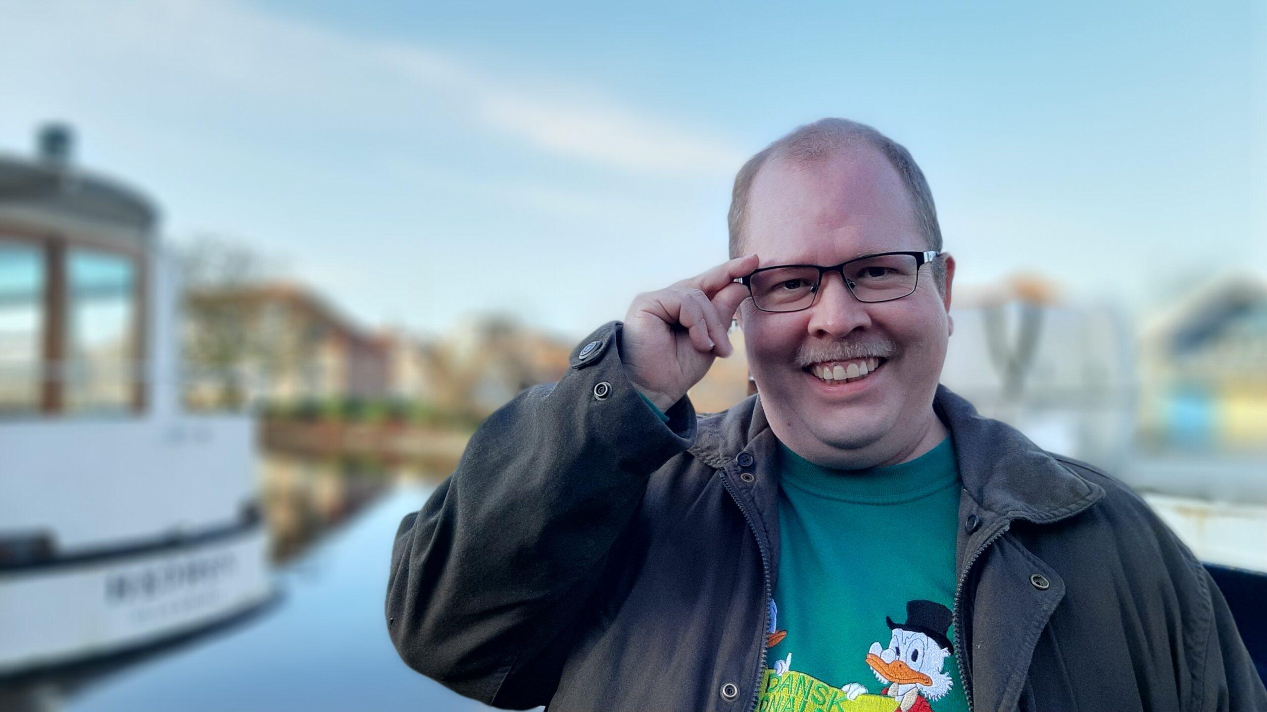 Anders Christian Sivebæk, <br>Foredragsvirksomheden Forand